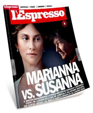 L'Espresso Agosto 2014