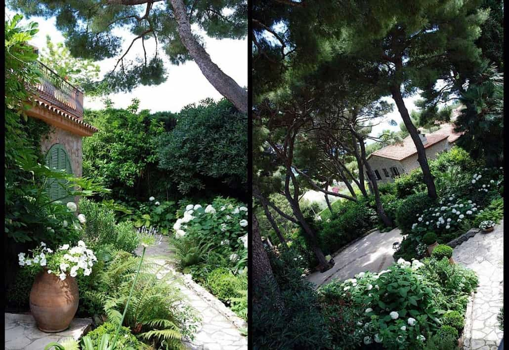 Realizzazione giardino Costa Azzurra