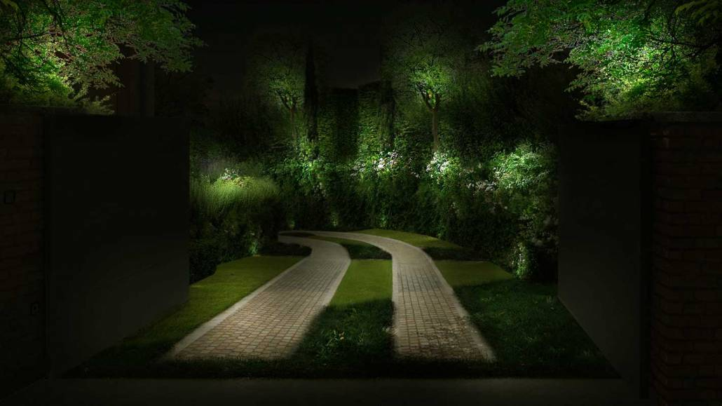 Progettazione giardino contemporaneo
