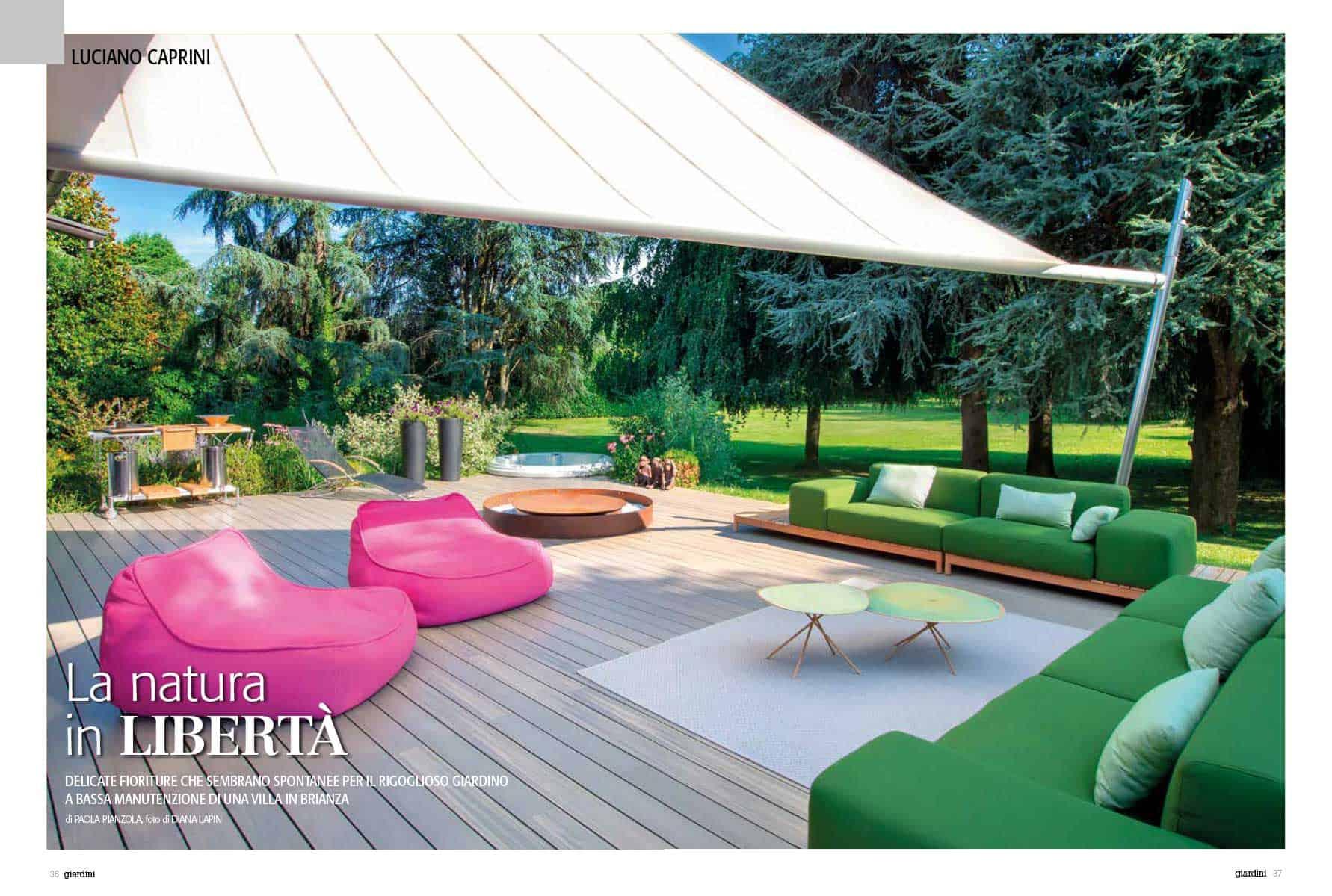 Giardini | Aprile 2020