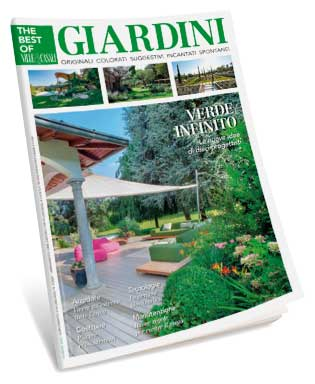 Giardini speciale Ville e casali Cover aprile 2020