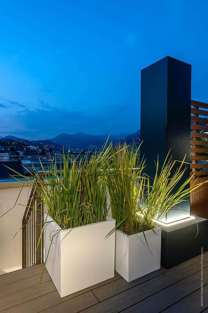 progettazione terrazza lugano