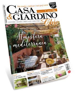 Casa e giardino chic | agosto 2021